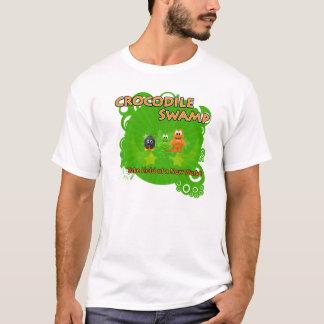Krokodil-Sumpf-Shirt #1 T-Shirt