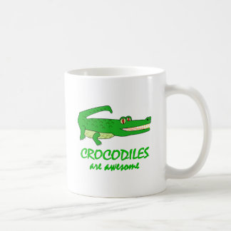 Krokodile sind fantastisch kaffeetasse