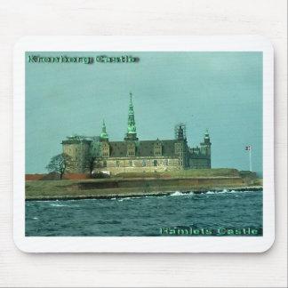 Kronborgs Schloss-Dörfchen-Schloss in Dänemark Mousepads