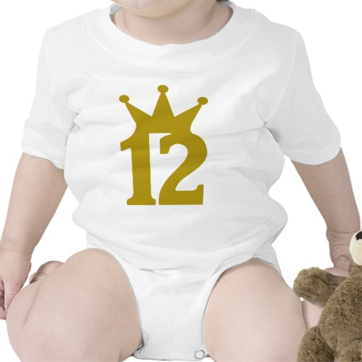 Krone 12 baby strampler