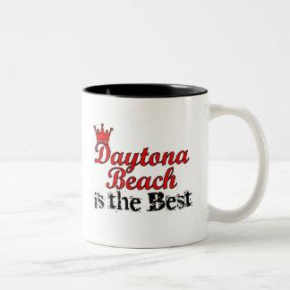 Krone Daytona Beach Zweifarbige Tasse