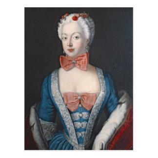 Kronprinzessin Elisabeth Christine von Preussen Postkarte