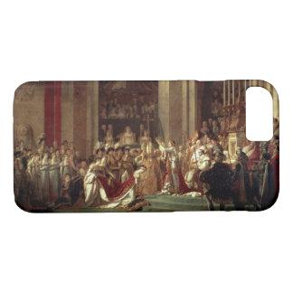Krönung von Napoleon iPhone 8/7 Hülle