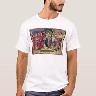 Krönung von Papst Celestine V im August 1294 T-Shirt