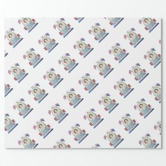 Krönungs-Königin - MattPackpapier Geschenkpapier