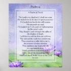 KRW der Lord ist mein Druck des Schäfer-Psalm-23 Poster