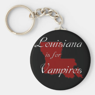 KRW Louisiana ist für Vampire Schlüsselanhänger