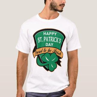 KRW stolz, Iren-St Patrick TagesShirt zu sein T-Shirt