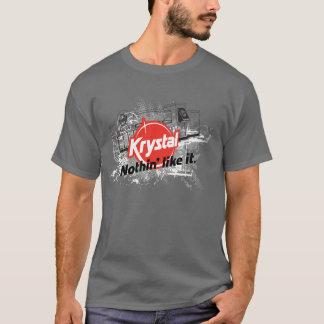 Krystal 2. Platz - nichts mögen es T-Shirt