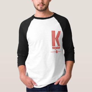 Krystal großes K T-Shirt