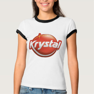 Krystal neues Logo T-Shirt