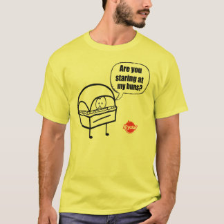 Krystal Wahl - Brötchen-Starren T-Shirt