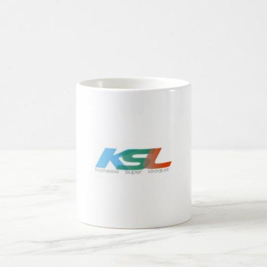 KSL Logo Tasse
