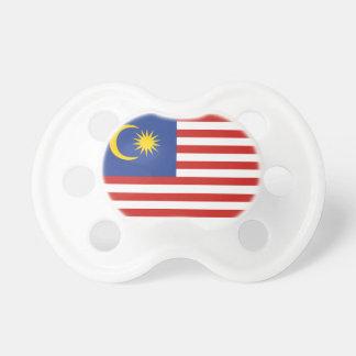 Kuala- Lumpurflagge Schnuller