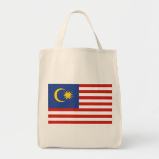 Kuala- Lumpurflagge Tragetasche