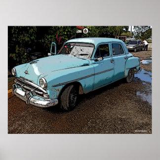 KUBA 1 POSTER