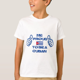 Kuba-Entwurf T-Shirt