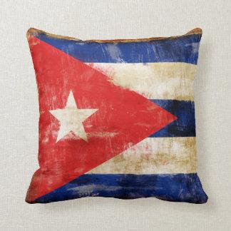 Kuba-Flagge Kissen