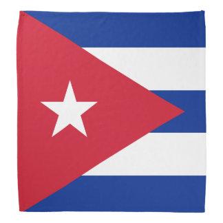 Kuba-Flagge Kopftuch
