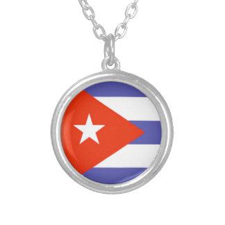 Kuba-Flagge Halsketten