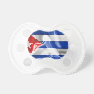 Kuba-Flagge Schnuller
