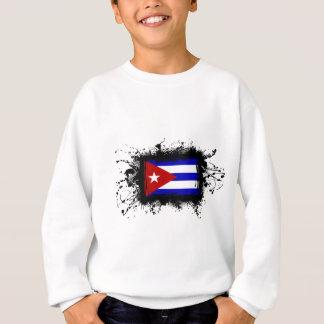 Kuba-Flagge Sweatshirt