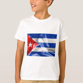 Kuba-Flagge T-Shirt