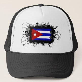 Kuba-Flagge Truckerkappe