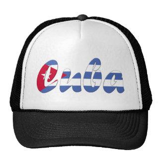 Kuba Netzmütze