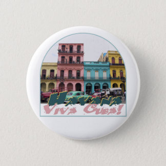 KUBA-Knopf Runder Button 5,1 Cm