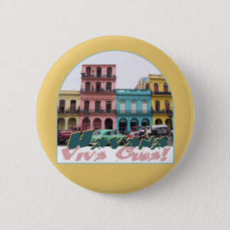 KUBA-Knopf Runder Button 5,7 Cm