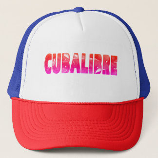 Kuba Libre 2 Truckerkappe