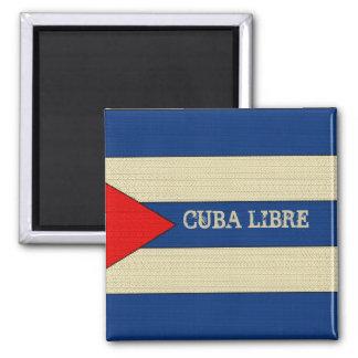 Kuba Libre Quadratischer Magnet