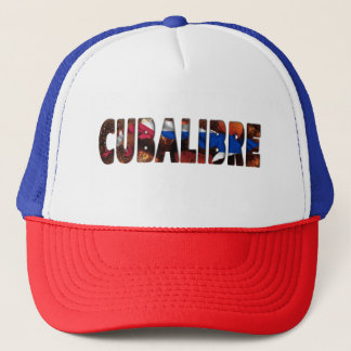Kuba Libre Truckerkappe