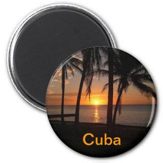 Kuba-Magnet Kühlschrankmagnet