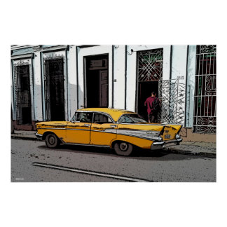 KUBA POSTER
