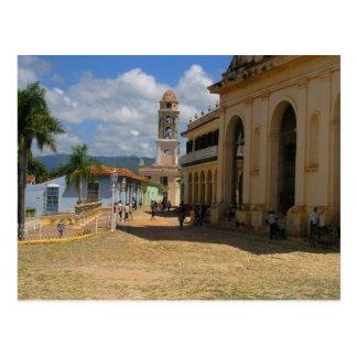 Kuba-Stadtansicht Postkarten