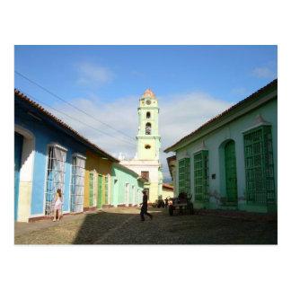 Kuba Trinidad Postkarte