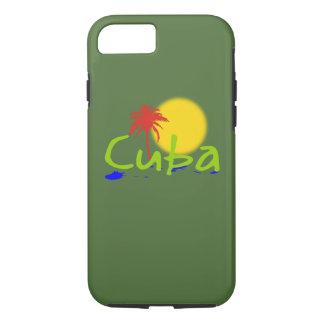 KUBA-TROPEN iPhone 8/7 HÜLLE