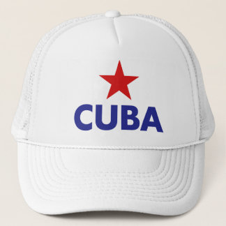 Kuba Truckerkappe