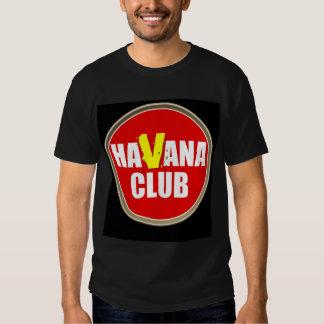 Kuba-Verein-Havana-Shirt Tshirt