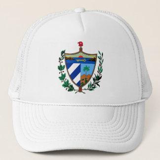 Kuba-Wappen CU Truckerkappe