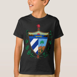 Kuba-Wappen T-Shirt