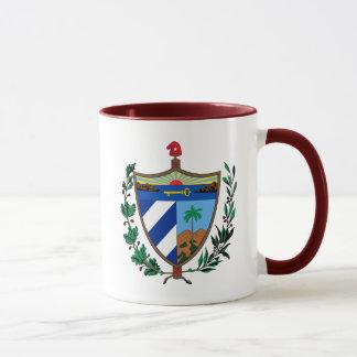 Kuba-Wappen Tasse