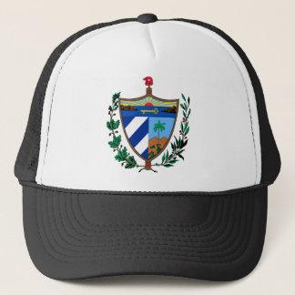 Kuba-Wappen Truckerkappe