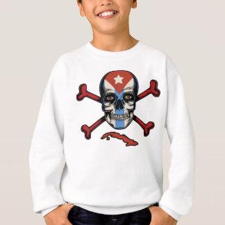 Kubaner der Karibischen Meere Sweatshirt