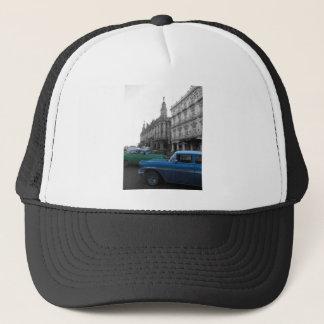 Kubanische Autos 1 Truckerkappe
