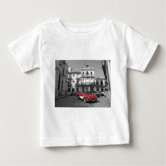 Kubanische Autos 3 Baby T-shirt