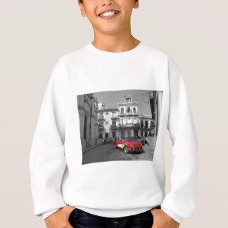 Kubanische Autos 3 Sweatshirt