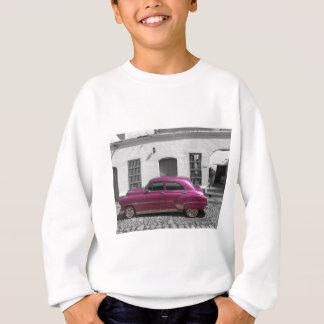 Kubanische Autos 4 Sweatshirt